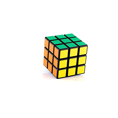High Speed Cube – 3x3 – for Beginners and Speedcubers – Smooth and Quick for Faster Solving Times – Adjustable Tension – Durable and Made to Last (Pack of 2)