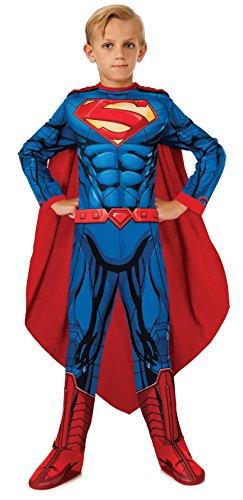 Superman Rubies - Disfraz clásico, Talla M (881298-M)
