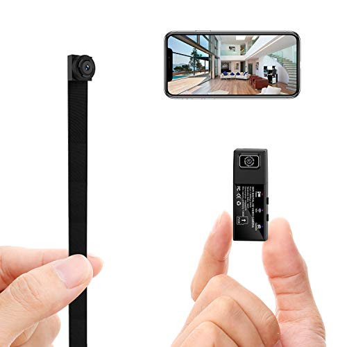 Spy Camera Hidden Cameras HD 1080P Wireless WiFi Mini Nanny...