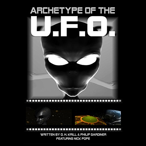 Archetype of the UFO audiobook cover art