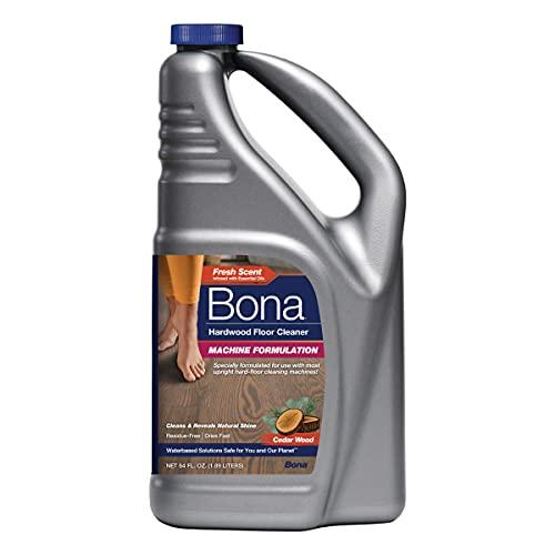 Bona Hardwood Floor Cleaner Cleaning Machine Formulation, Concentrate...