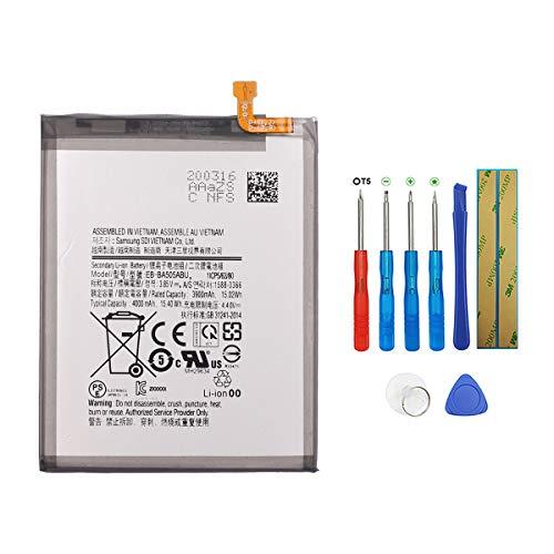 Swark EB-BA505ABU Batería compatible con Samsung Galaxy A50 A505F /A30 SM-A305 /A20 A205FN A202F /M20 SM-M205F/A30S SM-A307 con herramientas