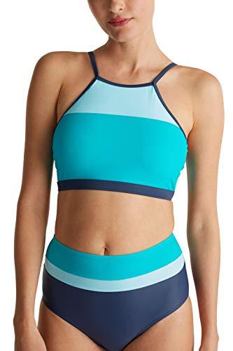ESPRIT wear Damen Ross Beach high sportlich Bikini, 470, 42