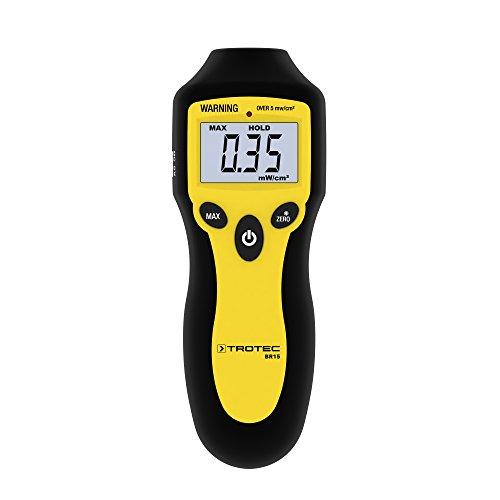 TROTEC Mikrowellen-Indikator BR15 Strahlen lokalisieren digital
