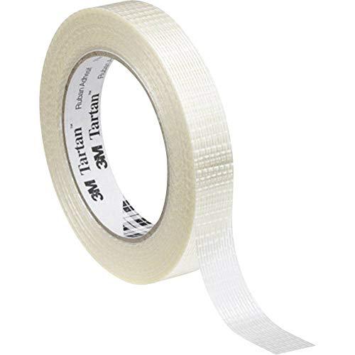 3M 8954 KT-0000-4034-7 Filament-Klebeband Tartan™ 8954 Transparent (L x B) 50 m x 19 mm 50 m