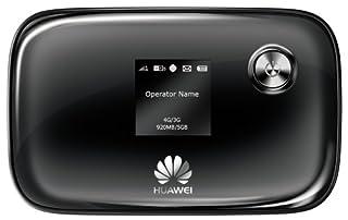 Huawei E5776 - Dispositivo de internet móvil (150 Mbit/s, 3G, 4G, EDGE, GPRS, GSM, HSDPA), negro (B00B5SZHFE) | Amazon price tracker / tracking, Amazon price history charts, Amazon price watches, Amazon price drop alerts