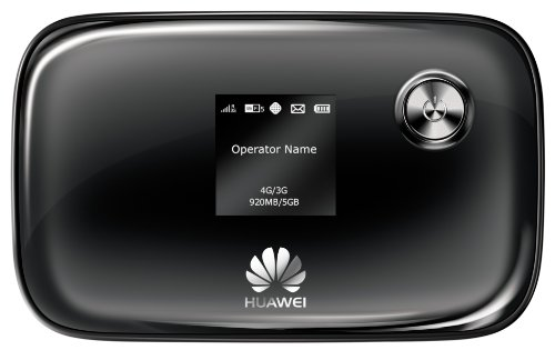 Huawei E5776 150 Mbps 4G LTE & 42 Mbps 3G Mobile WiFi Hotspot (4G LTE in Europe, Asia, Middle East, Africa & 3G globally)