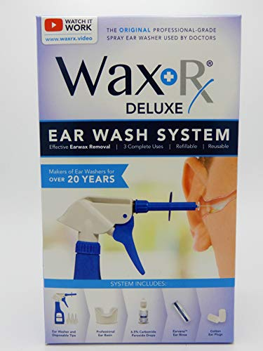 Wax+RXT Ear Wash System