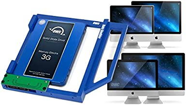 OWC Data Doubler Optical Bay Hard Drive/SSD Mounting Solution for iMac 2009-2011.
