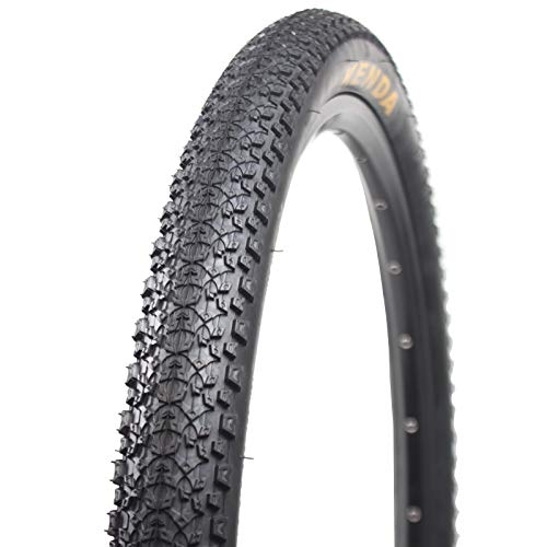 BUCKLOS 24/26/27.5/29 x 1.95 Mountain Bike Tires, 24/26/27.5/29' Bicycle Cross Country Replacement Tires, MTB Low Rolling Resistance Wire Bead Tires, Non-Slip and Durable, 1PC