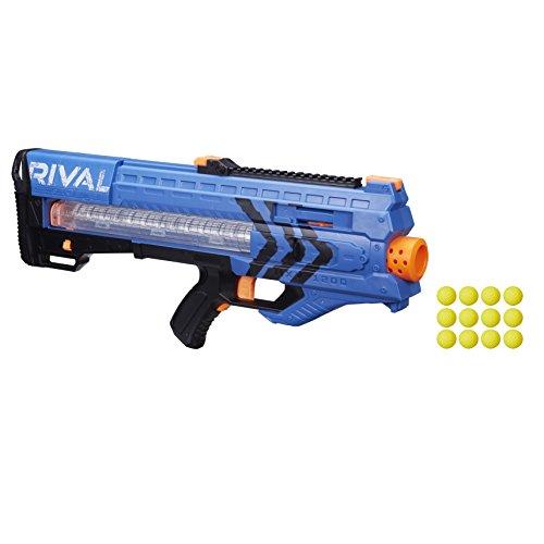 Nerf B1593UC00 Blue Zeus MXV-1200 Blaster