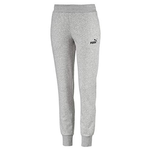 PUMA Pantalón de chándal para Mujer ESS Pants TR cl Light Gray...