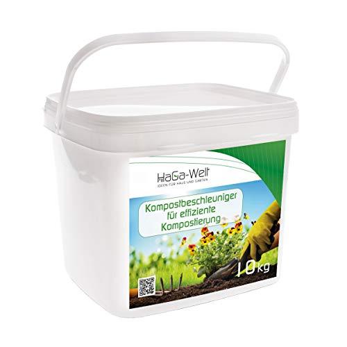 Acceleratore per compostaggio rapido, 10 kg