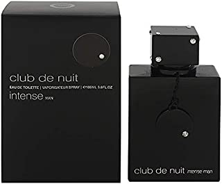 Armaf Club De Nuit Intense Man 105ml3.6oz Eau de Toilette Cologne Spray for Men
