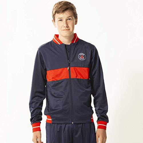 Paris Saint Germain PSG-Jacke, offizielle Kollektion, für Herren S blau