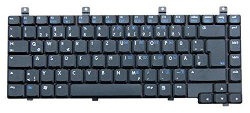 NExpert QWERTZ Tastatur für HP Pavilion ZV5000 ZV5xxx Series DE Neu