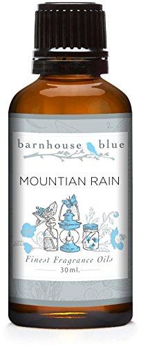 Barnhouse - Mountain Rain - Premium Grade Fragrance Oil (30ml)
