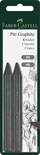 Faber-Castell-Matite in grafite, 2B%2F4B