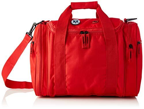 Elite Bags Jumbles - Mochila Botiquín de primeros auxilios, Modelo Jumbles, en color rojo