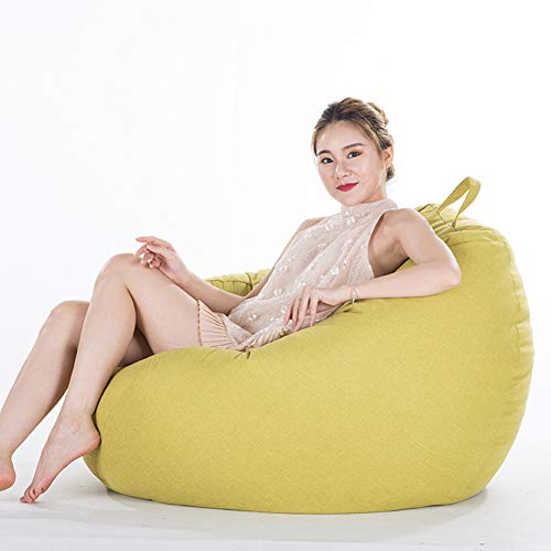 RH-ZTGY Bean Bag, Bazaar Recliner Gaming Bean Bag Indoor Outdoor Beanbag Chair, Living Room Gamer Bean Bags,1,90110cm