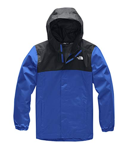 The North Face Boys' Resolve Reflective Jacket, TNF Blue, XL