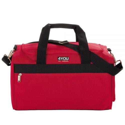 4YOU Sporttasche Sporttasche M 23 Liters Pink (Chili) 17000460000