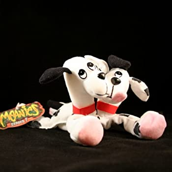 Meanies FI-DO The DALMUTATION Series 1 Bean Bag Plush Toy from The Idea Factory