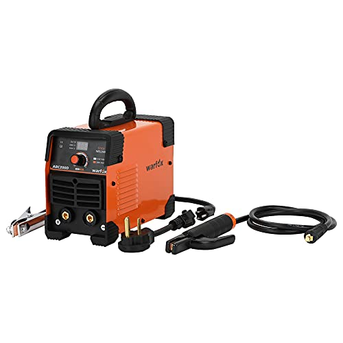 Stick Welder ARC200D 110/220 Dual Voltage Digital Arc Welding Machine Tig Welder (ARC200D)