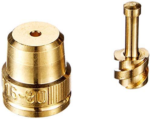 Gloria 725820 - Boquilla para Lavadora a presión, 2 Mm De Diámetro, con Inserción para Nebulizador