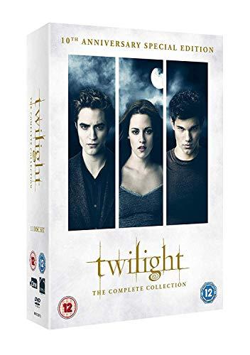 DVD1 - The Twilight Saga 10Th Anniversary Speci (1 DVD)