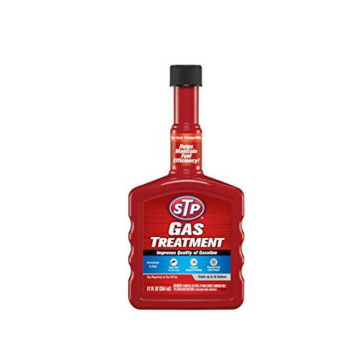 STP (18027G) Gas Treatment - 12 OZ.