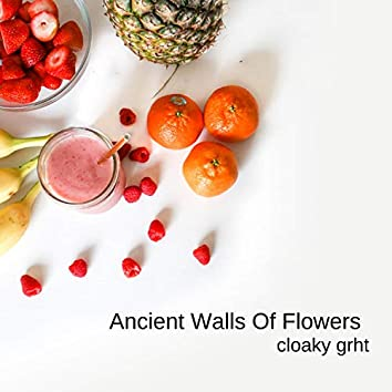 Ancient Walls of Flowers
