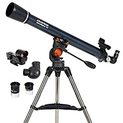 Best Telescopes for Teens - Celestron Astromaster 70AZ Review