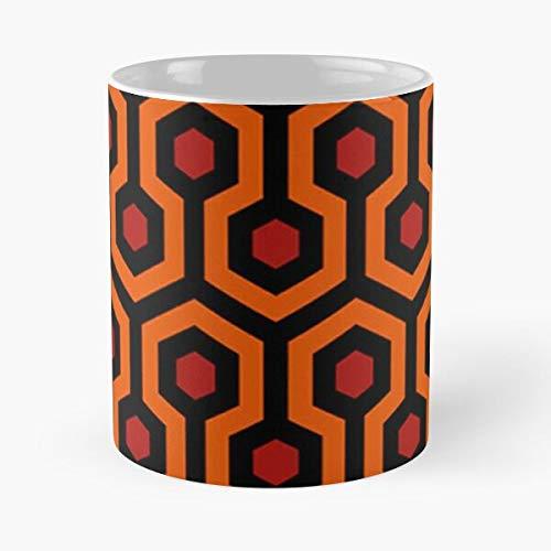 King The Stanley Horror Shining Hotel Kubrick Overlook Stephen Best 11 Ounce Ceramic Coffee Mug .!