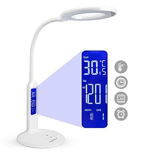 Aigostar Flexo 10KZP - Lámpara escritorio LED 7W