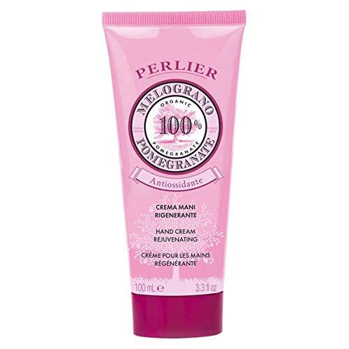 Perlier Crème mains régénérante 100 % grenade antioxydante 100 ml