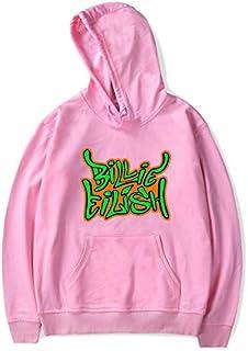 Billie Eilish Hoodie Men/Women Cotton Hoodie High Quality Billie Eilish Sweatshirt Hip Hop Women Hoody Pullovers
