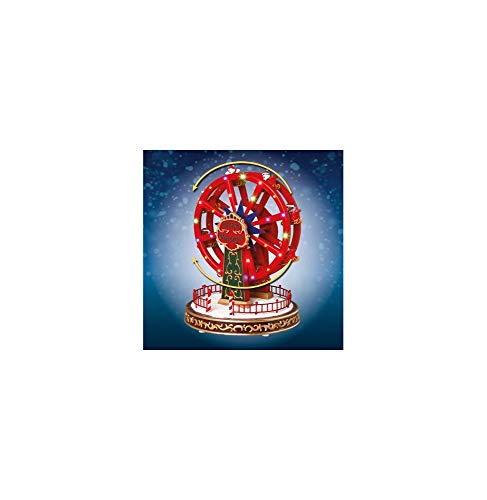 Féerie Lights et Christmas GranderouelumineuseetmusicaleLilio
