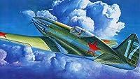 レトロな軍用機の戦闘機﹣Diyダイヤモンド塗装キット﹣家の装飾のためのフルドリルラインストーンクロスステッチクリスタル刺繍