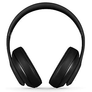 Beats Studio Wireless Over-Ear Headphone (Matte Black) (Renewed)