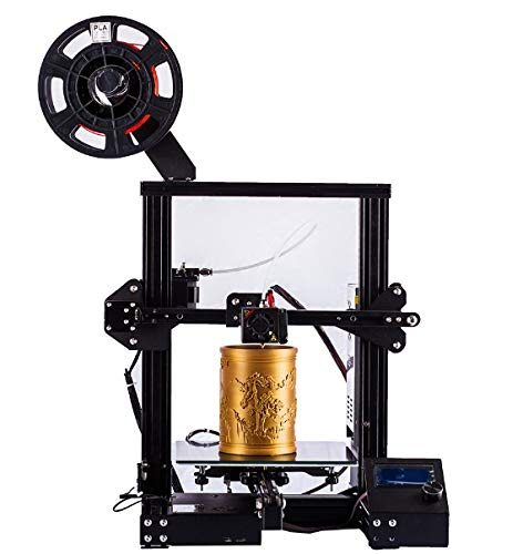 3D printer A13 with Magnetic Build Surface Resume Print 3D Printers with open source and excellent print quality printing area is 220 * 220 * 250 mm