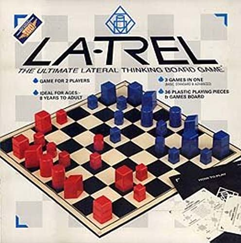 Lateral Thinking Board Game Latrel by Millenium