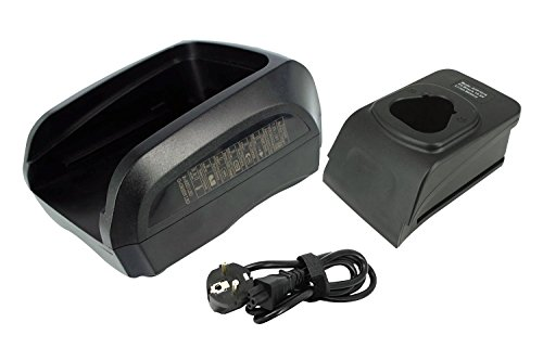 PowerSmart® Cargador para Bosch GLI 10.8 V-LI, GMF 10.8 V-LI, GOP 10.8 V, GSR 10.8-LI, GUS 10.8 V-LI, GWB 10.8-LI, PS70, PS70-2A, PSM 10.8 LI, PSR 10.8 Li-2, AL 11115 CV, AL 1130 CV, BC 430.