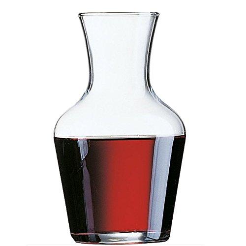Broc/Carafe à décanter pour vins eau de boissons Arcoroc Carafon Vin 100cl Lt (1) (Lot de 3)