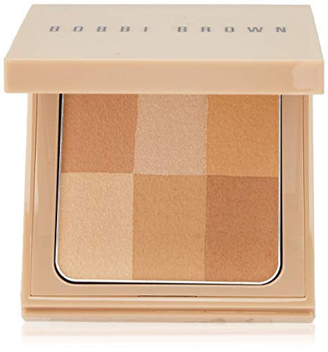 Bobbi brown maquillaje polvo nude acabado illuminating powder nº 03 nu.