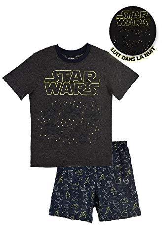 Pijama Dos Piezas de Star Wars Talla 6