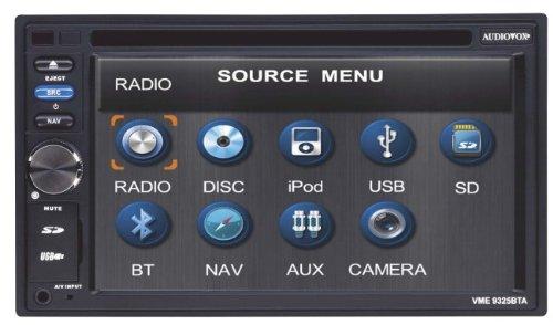 Audiovox VME 9325BTA