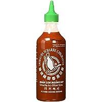 German Flying Goose Sriracha Chili Sauce Spicy - 1 x 455 ml
