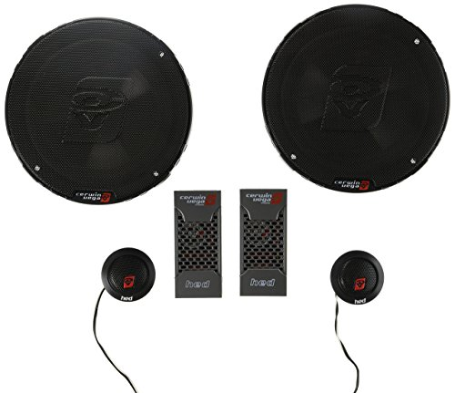 CERWIN VEGA H465C HED 6.5-Inch 360 Watts Max/50Watts RMS Power Handling 2-Way Component L Speaker Set