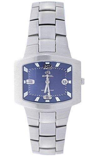 Breil herenhorloge analoog kwarts met roestvrijstalen armband 2519340217
